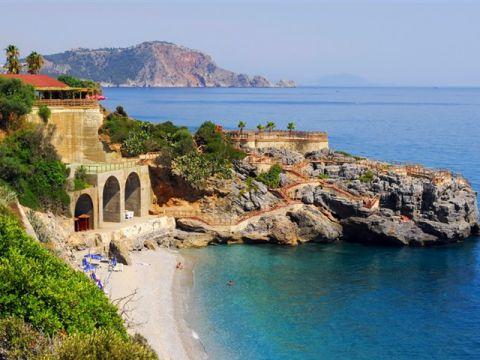 Туры в рим отдых на море